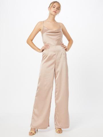 In The Style Kombinezon w kolorze brązowy