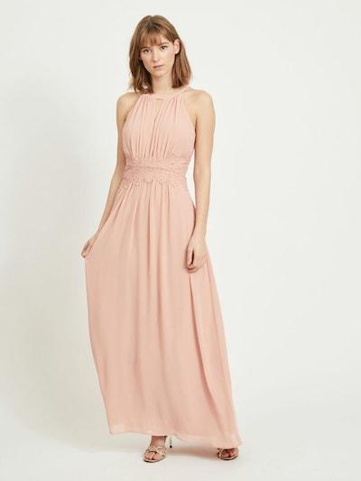 VILA Abendkleid in puder, Modelansicht