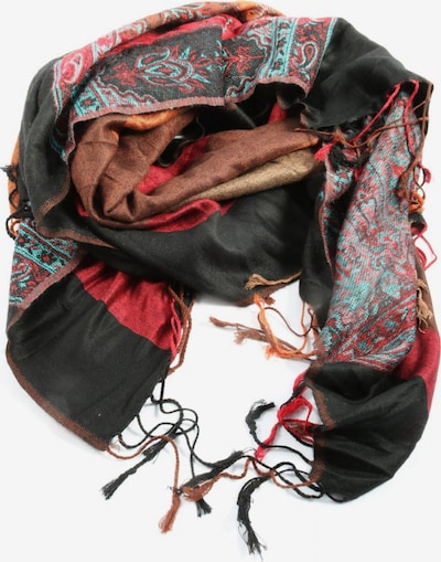 Pashmina Pashmina in One Size in braun / rot / schwarz, Produktansicht