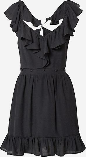 MINKPINK Zomerjurk 'FEEL THE BREEZE' in de kleur Zwart, Productweergave