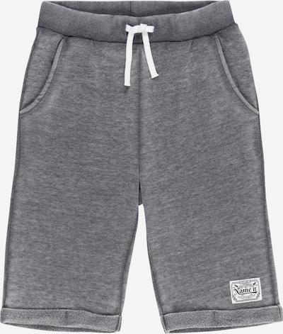 NAME IT Shorts in graumeliert, Produktansicht