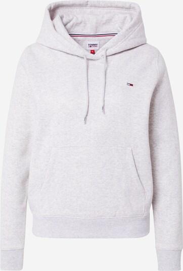 Tommy Jeans Sweatshirt in mottled grey, Item view