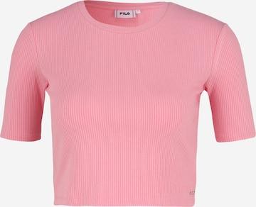 FILA Skjorte 'ELWYN' i rosa