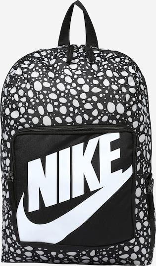Nike Sportswear Раница в черно / бяло, Преглед на продукта