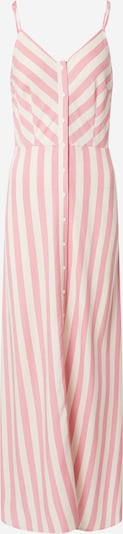 Y.A.S Kleid 'SAVANNA' in rosa / eierschale, Produktansicht