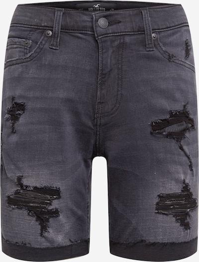 HOLLISTER Shorts in black denim, Produktansicht