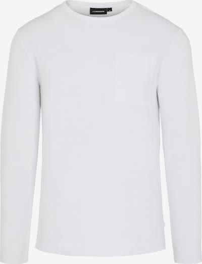 J.Lindeberg Shirt 'Davis' in de kleur Wit, Productweergave