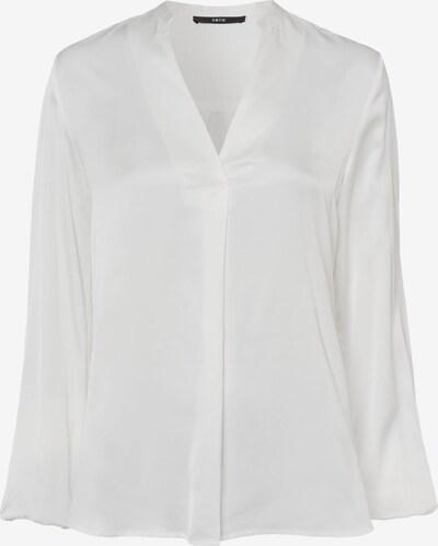 zero Blouse in de kleur Wit, Productweergave
