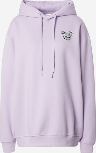 ABOUT YOU x Disney Sweatshirt 'Lou' in flieder, Produktansicht