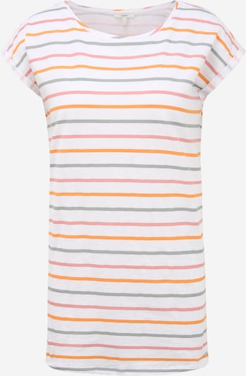 Esprit Maternity Shirt in Dusty blue / Pink / Light red / White, Item view