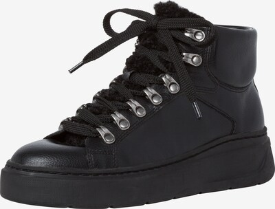 TAMARIS High-Top Sneakers in Black, Item view