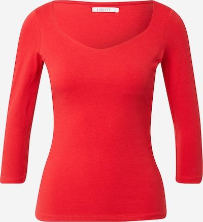 Hailys T-shirt 'Noa' i röd, Produktvy