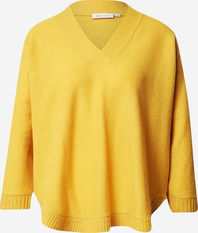 Masai Shirt 'Faithe' in gelb, Produktansicht