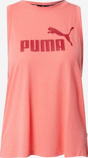 őszibarack / sötét-rózsaszín PUMA Sport top, Termék nézet