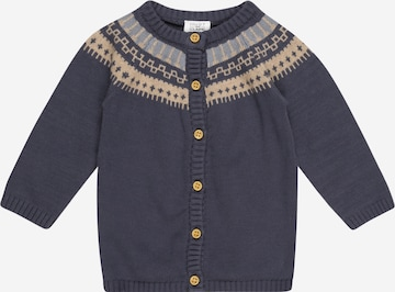 Hust & Claire Knit Cardigan 'Charlie' in Blue