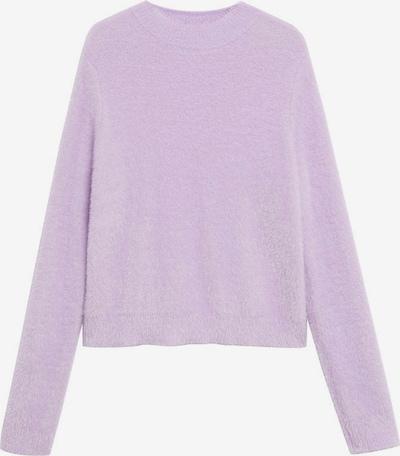 MANGO Jersey 'Copo' en lila pastel, Vista del producto