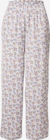 ETAM Панталон пижама 'INTI' в бяло