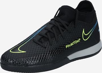 NIKEKopačke 'Phantom GT Academy' - crna boja