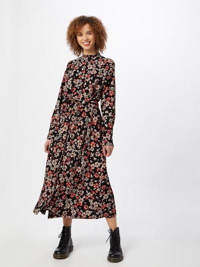 VERO MODA Kleid 'Cecilia' in mischfarben / schwarz, Modelansicht