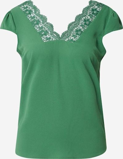 NAF NAF T-shirt 'AVARA' i grön, Produktvy
