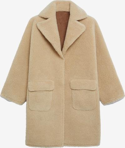 MANGO Зимно палто 'STAY' в бежово / кафяво, Преглед на продукта