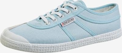 KAWASAKI Cooler Sneaker im angesagten Retrodesign in hellblau / weiß, Produktansicht