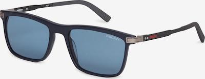 DUCATI Eyewear Zonnebril in de kleur Blauw / Marine / Navy / Donkerblauw, Productweergave