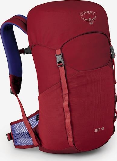 Osprey Sportrugzak 'Jet' in de kleur Rood, Productweergave