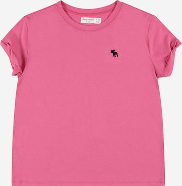 Abercrombie & Fitch Shirt in Pink