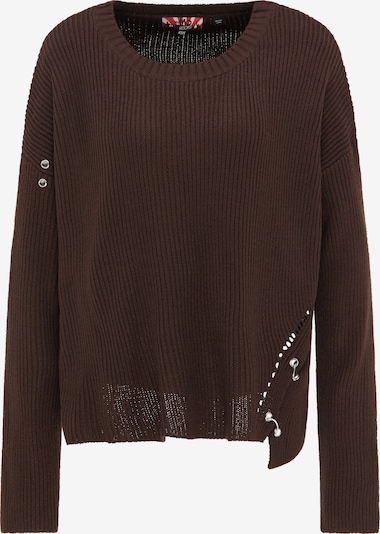 myMo ROCKS Sweater in Brown, Item view