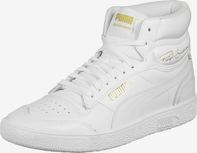 PUMA Sneakers high in Gold / White, Item view