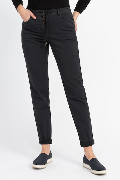 Recover Pants Hose in schwarz, Modelansicht