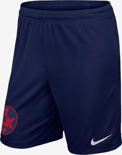 1. FC Kaiserslautern Hose in dunkelblau, Produktansicht