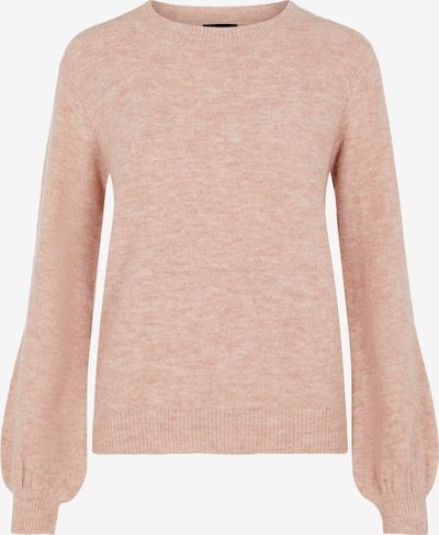 PIECES Pullover 'Perla' in rosa, Produktansicht