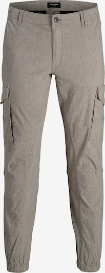 JACK & JONES Cargohose 'Paul Flake' in grau / weiß, Produktansicht