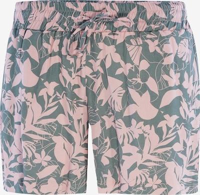 mazine Shorts ' Palm Cove ' in grün, Produktansicht
