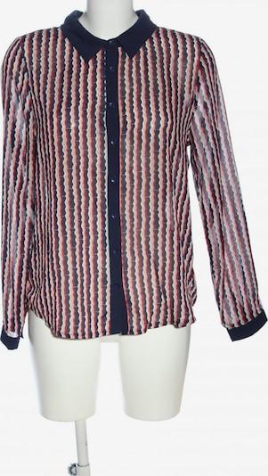 Molly BRACKEN Langarm-Bluse in M in rot / schwarz / weiß, Produktansicht