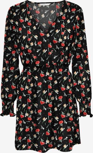 ONLY Sukienka koszulowa 'Nova' w kolorze jasnożółty / trawa zielona / czerwony / czarnym, Podgląd produktu
