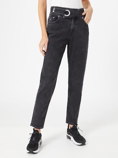 Calvin Klein Jeans Jeans in de kleur Zwart, Modelweergave