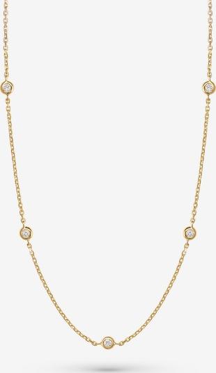 CHRIST CHRIST Diamonds Damen-Kette 585er Gelbgold 5 Diamant ' ' in goldgelb / gold, Produktansicht