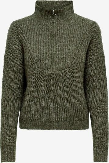 Pullover 'ONLEMILY' ONLY di colore oliva, Visualizzazione prodotti