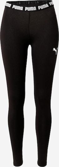 Sportinės kelnės 'Metallic Nights' iš PUMA , spalva - juoda / balta, Prekių apžvalga