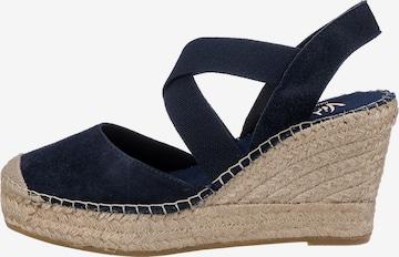 Vidorreta Sandale in Blau