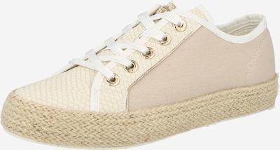 bugatti Sneaker in beige / silber / weiß, Produktansicht