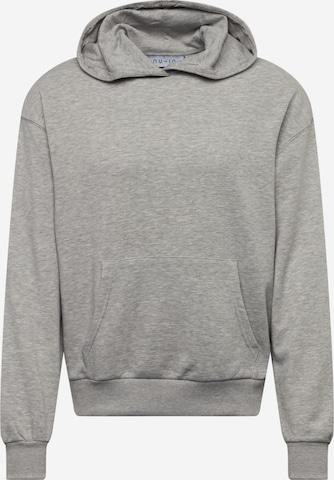 NU-IN Sweatshirt i grå