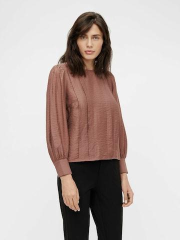 OBJECT Bluse 'OBJSANA' in Pink