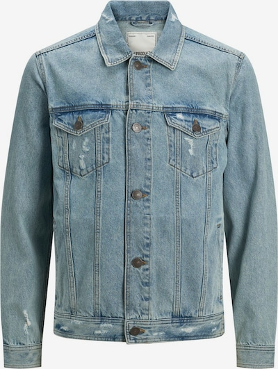 Produkt Jeansjacke in blau, Produktansicht