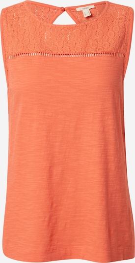 ESPRIT Top 'Crochet' u tamno narančasta, Pregled proizvoda