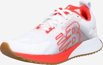Bėgimo batai iš new balance , spalva - šviesiai raudona / balta, Prekių apžvalga