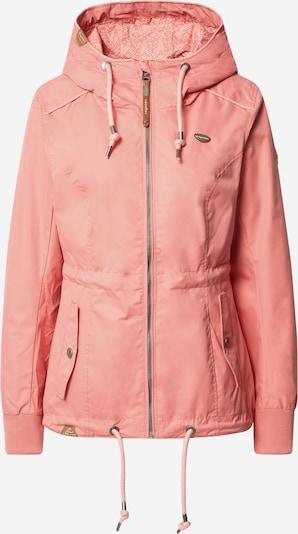 Ragwear Veste mi-saison 'Danka' en rose clair, Vue avec produit